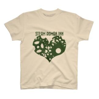 ENGINE HEART A T-shirts