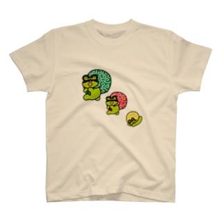 どろぼーる〜三兄弟 T-shirts