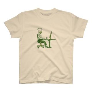 ウシさんワーカー T-shirts