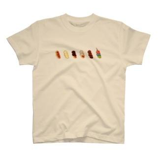 Twisted doughnut T-shirts