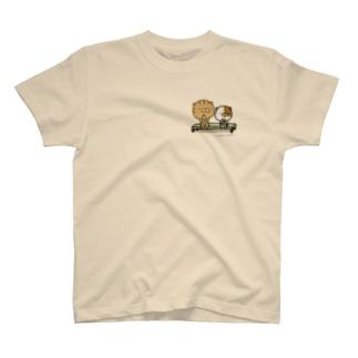 寅吉 お茶会 T-shirts