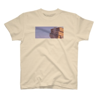 Old power plant T-shirts