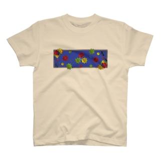 カラフル・ギア T-shirts