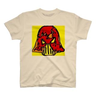 ダイスベイダー#21 T-shirts