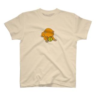 ボールを飛ばす5秒前 T-shirts