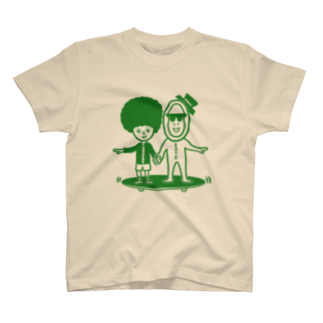 ツンデレボーイズの仲良し T-shirts