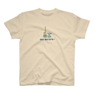 テレキャスtee T-shirts