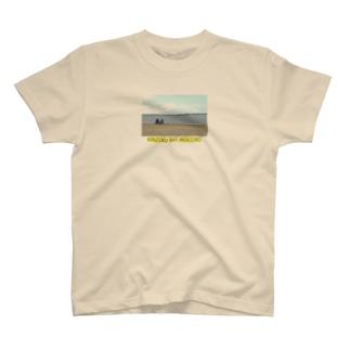 【リメイク】熱海の砂浜T(シーズン4名場面)  T-shirts