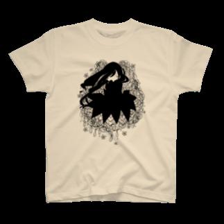 nyakamoの花 T-shirts