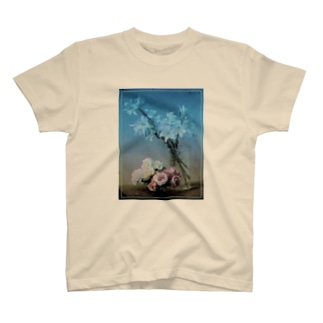 Roses and Lilies remix T-shirts