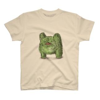 完全ないきもの(もじゃver.) T-shirts