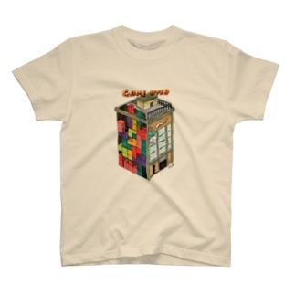 ゲームオーバー T-shirts