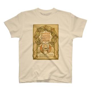 ミュシャ「主の祈り」 T-shirts