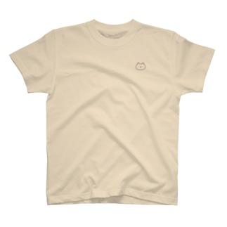 ちょこっとちょちょっぱ(ハムちゃん) T-shirts