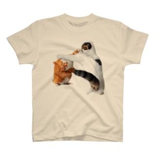 nanaponの闘うナナポン T-shirts