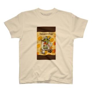 Teacup Frog T-shirts