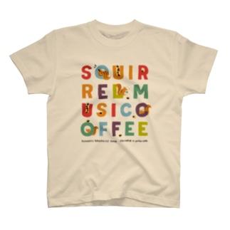 りすカフェ2018 T-shirts