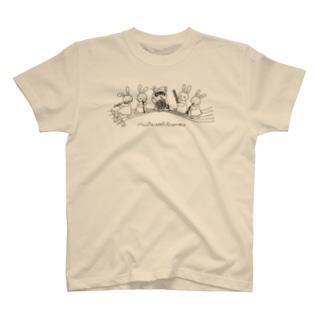 ムジークフェラインアンサンブル♪ T-shirts