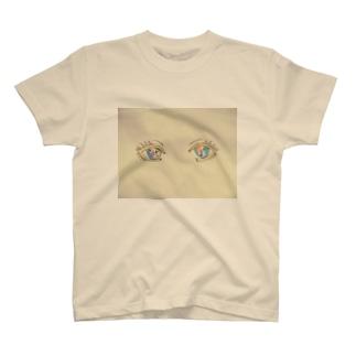 いつも見てるよ。 T-shirts