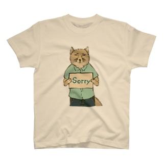 お詫びスナギツネ T-shirts