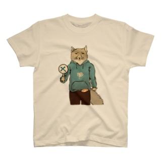 いまいちスナギツネ T-shirts