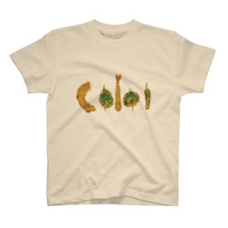 てんぷら盛り合わせ T-shirts