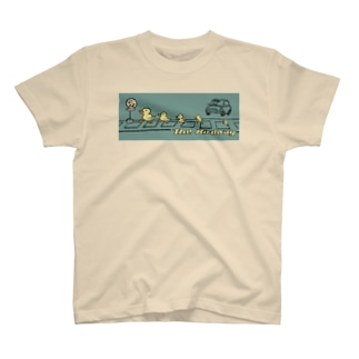 EMK SHOPSITE のthe birdway T-shirts