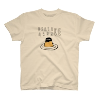 OSARA ARUN DE お皿あるんで T-shirts