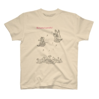 paradise T-shirts
