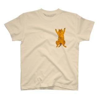 ねこねこんんん T-shirts