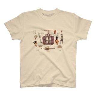 Paper doll T T-shirts