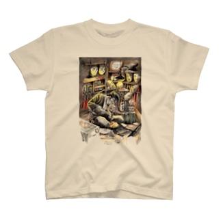 継ぐ者 T-shirts