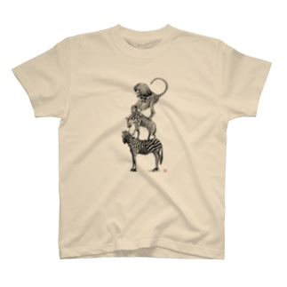 ワイルドブレーメン(Love All Wild Animals) T-shirts