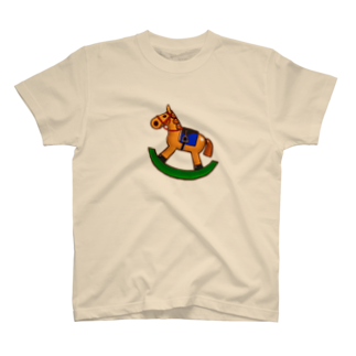oguogu牧場SUZURI店のMOKUBOBA Tシャツ