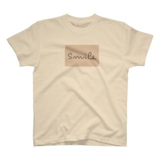 Smileケース T-shirts