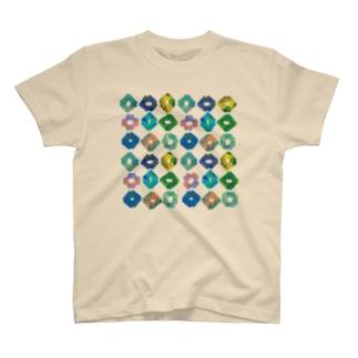 KIRIGAMI_typeA T-shirts