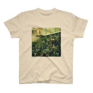 Aru Syokubutu no Aru Fuukei T-shirts