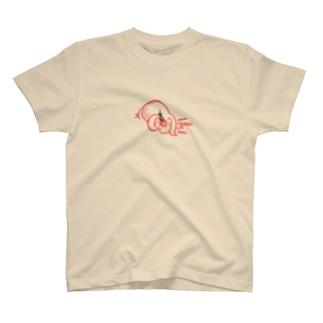 ブリッジ鳥 T-shirts