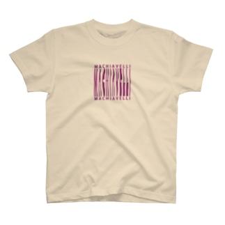 マキャベリ T-shirts
