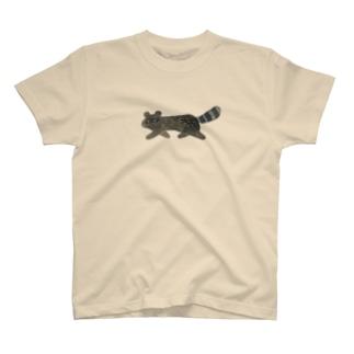 さかさかたぬき T-shirts