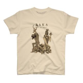 馬鹿っぽい T-shirts