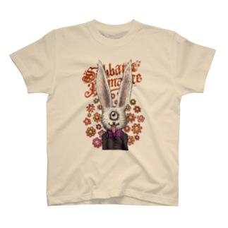 単眼兎 T-shirts