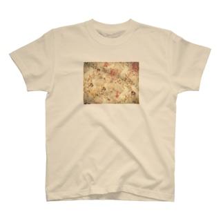 メリーゴーランド T-shirts
