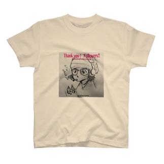 ツイキャス投げ銭アイテム T-shirts
