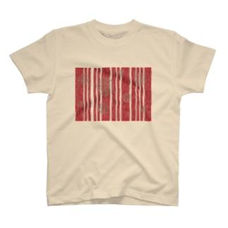 しましまドット T-shirts