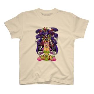 魔王に囚われし天使 T-shirts