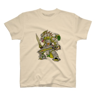 アーマードドラゴン T-shirts