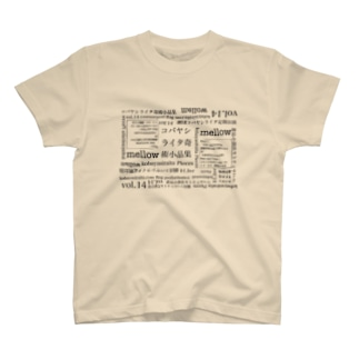 コバヤシライタ奇術小品集「mellow」記念グッズ T-shirts