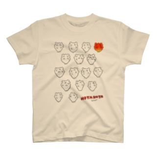 ホヤホヤちゃん T-shirts