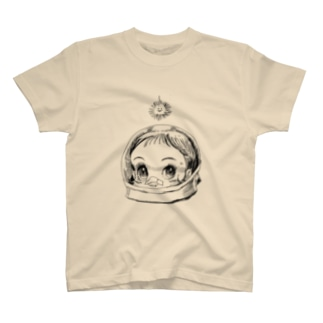 ヤノベケンジ《サン・チャイルド》(太陽の子) T-shirts